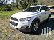 Chevrolet Captiva 2013 White | Cars for sale in Nairobi, Nairobi Central