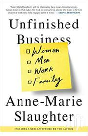 Unfinished Business -anne Marie | Books & Games for sale in Nairobi, Nairobi Central