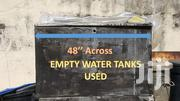 Quick Sale Empty Water Tanks Metal Only 2pcs | Home Appliances for sale in Nairobi, Westlands