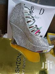 Silver Wedge Shoes | Shoes for sale in Nairobi, Nairobi Central