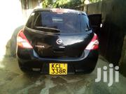 Nissan Tiida 2010 1.6 Visia Black | Cars for sale in Mombasa, Bamburi
