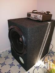 Kenwood 1000watts Home Woofer With Free Amplifier And Twitters | Audio & Music Equipment for sale in Nairobi, Kahawa