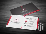 Cheapest Business Cards Printing | Other Services for sale in Nairobi, Nairobi Central