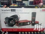 Focusrite ,Mic And Headphones | Accessories for Mobile Phones & Tablets for sale in Nairobi, Nairobi Central