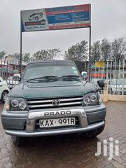 Toyota Land Cruiser Prado 2000 Green | Cars for sale in Kiambu, Township E