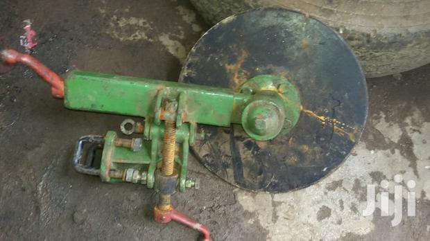 Archive: Plough Hanger And Disc For Mini Tractors