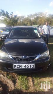 Subaru Impreza 2010 Black | Cars for sale in Nairobi, Parklands/Highridge