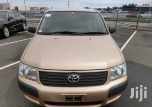 Toyota Succeed 2014 Gold