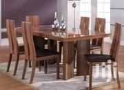 Pure Mahogany 6seater Dining Set | Furniture for sale in Nairobi, Nairobi Central