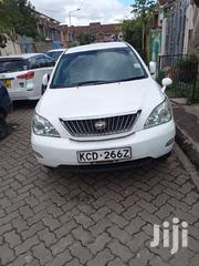 Toyota Harrier 2008 White | Cars for sale in Nairobi, Eastleigh North
