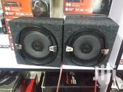 A Pair Of JVC 6 Inches Door Speakers 300 Watts In Well Built Cabinets | Vehicle Parts & Accessories for sale in Nairobi, Nairobi Central