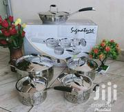 Signature Stainless Steel Cooking Sufuria/Stainless Steel Sufuria | Kitchen & Dining for sale in Nairobi, Nairobi Central
