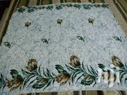 5 Metres Cloth - White And Wild Green Leafy Background | Clothing for sale in Nairobi, Nairobi South