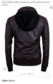 Leather Men's Jacket | Clothing for sale in Nakuru, Lanet/Umoja