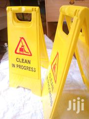 Safety Cleaning Signage | Safety Equipment for sale in Kiambu, Township E