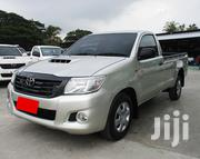 New Toyota Hilux 2012 Silver | Cars for sale in Mombasa, Shimanzi/Ganjoni
