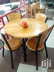 Classy Wooden 4 Seater Dinning Table | Furniture for sale in Nairobi, Imara Daima