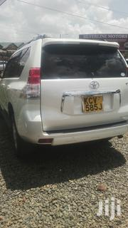 Toyota Land Cruiser Prado 2012 White | Cars for sale in Kiambu, Kabete