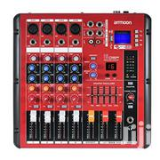 Brand New Sealed Quality Max Mixer 4channell USB/BT | Musical Instruments for sale in Nairobi, Nairobi Central