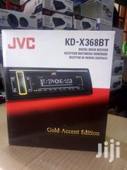 JVC KD-X368BT Gold Accent Bluetooth Car Radio With Usb/Aux/Fm | Vehicle Parts & Accessories for sale in Nairobi, Nairobi Central