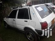 Toyota Starlet 2001 White | Cars for sale in Uasin Gishu, Tarakwa