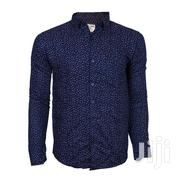 Fashion Men's Shirt Long Sleeve Casual Slim Floral Shirts - | Clothing for sale in Nairobi, Nairobi Central