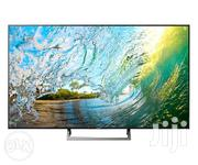 KD-75X8500E Sony Bravia 75 4K UHD HDR Android Smart LED Tv"