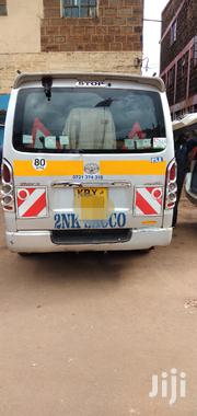 Toyota HiAce 2008 Silver | Buses for sale in Nyeri, Iria-Ini