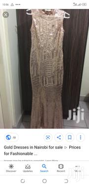 Gold Dresses In Nairobi | Clothing for sale in Nairobi, Ruai
