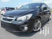 Subaru Impreza 2012 2.0i Limited Sedan Black | Cars for sale in Mombasa, Shimanzi/Ganjoni