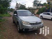 Subaru Forester 2010 2.5X Automatic Silver | Cars for sale in Kericho, Litein