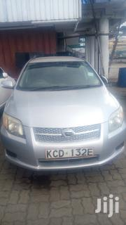 Toyota Fielder 2010 Silver | Cars for sale in Nakuru, Nakuru East
