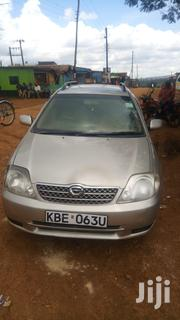Toyota Fielder 2004 Gold | Cars for sale in Kiambu, Ndenderu