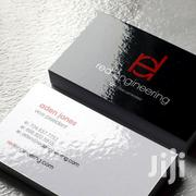 Business Card Printing And Design At A Good Price | Computer & IT Services for sale in Nairobi, Nairobi Central