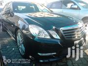 New Mercedes-Benz E250 2013 Black | Cars for sale in Mombasa, Ziwa La Ng'Ombe