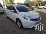 Nissan Note 2013 White | Cars for sale in Mombasa, Ziwa La Ng'Ombe