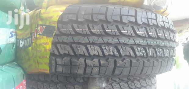 235/60/18 Kenda AT Tyre's Is Made In China