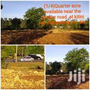 1/4acre  Near  Kenol -sagana Highway | Land & Plots For Sale for sale in Murang'a, Makuyu