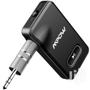 Mpow Bluetooth Music Adapter | Vehicle Parts & Accessories for sale in Nairobi, Nairobi Central