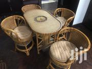 Bamboo Table + 4 Chairs | Furniture for sale in Mombasa, Tononoka