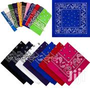 Bandana Pure Cotton 50/- Each Or 600/Doz | Clothing Accessories for sale in Nairobi, Nairobi Central