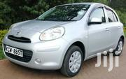 Nissan March 2012 Silver | Cars for sale in Kiambu, Township C