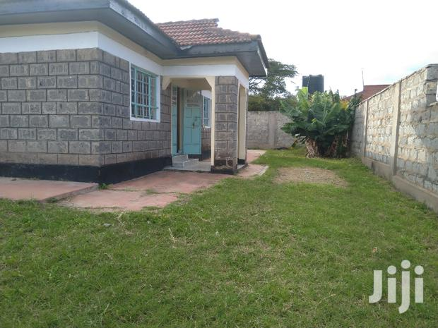Archive: A Very Spacious 3 Bedroom Master Ensuite Bungalow in Ongata Rongai