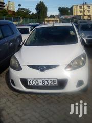 Mazda Demio 2011 White | Cars for sale in Mombasa, Tudor