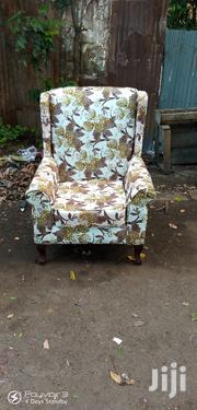 Simple Modern Quality Wingback Chair | Furniture for sale in Nairobi, Ngara