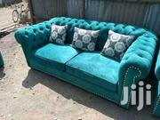Beautiful Classic Quality 3 Seater Chesterfield Sofa | Furniture for sale in Nairobi, Ngara