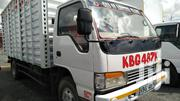 Covered Body Jac | Trucks & Trailers for sale in Nairobi, Harambee