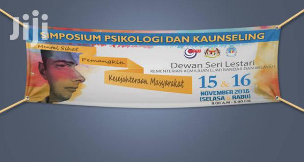 Banner Printing With High Resolution