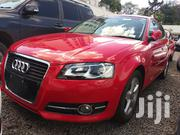 Audi A3 2012 1.2 TFSi Automatic Red | Cars for sale in Nairobi, Woodley/Kenyatta Golf Course
