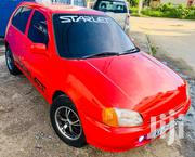 Toyota Starlet 1998 Red | Cars for sale in Mombasa, Changamwe